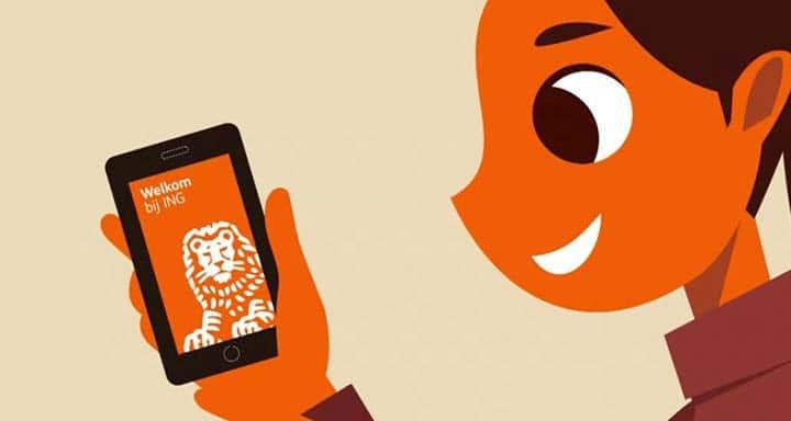 ING Mobiel bankieren app