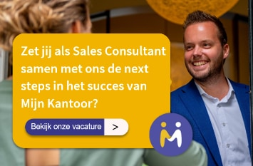 Sales consultant vacature